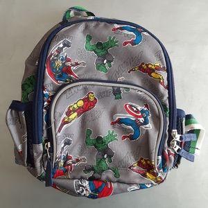 Pottery Barn Kids mini backpack, Marvel
